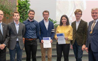 ROCK YOUR LIFE! Freiburg gewinnt den Alumnipreis 2018 der Universität Freiburg