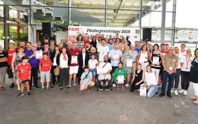 ROCK YOUR LIFE! Freiburg gewinnt FAIR ways Förderpreis 2019